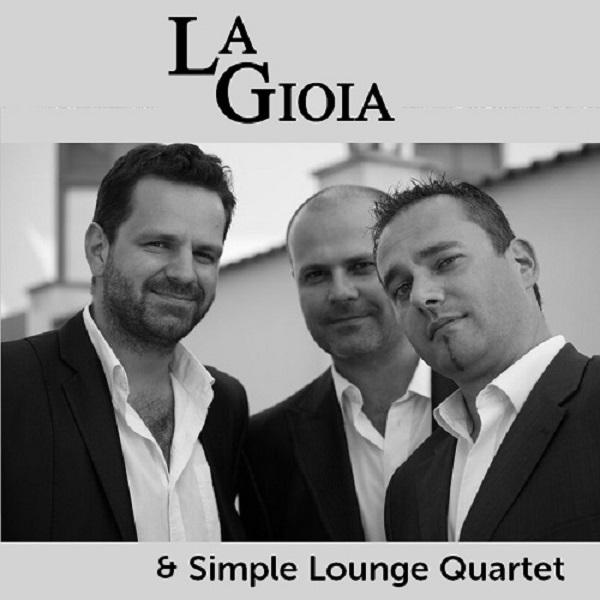 La Gioia a Simple Lounge Quartet- Vianočný koncert