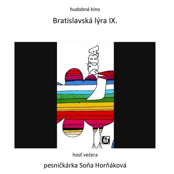 Hudobné kino : Bratislavská lýra  IX. - MC