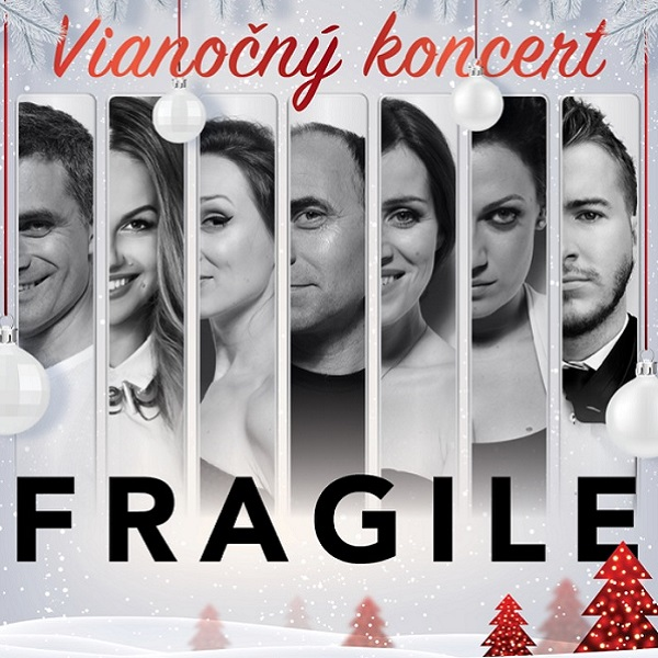 FRAGILE - Vianočný koncert