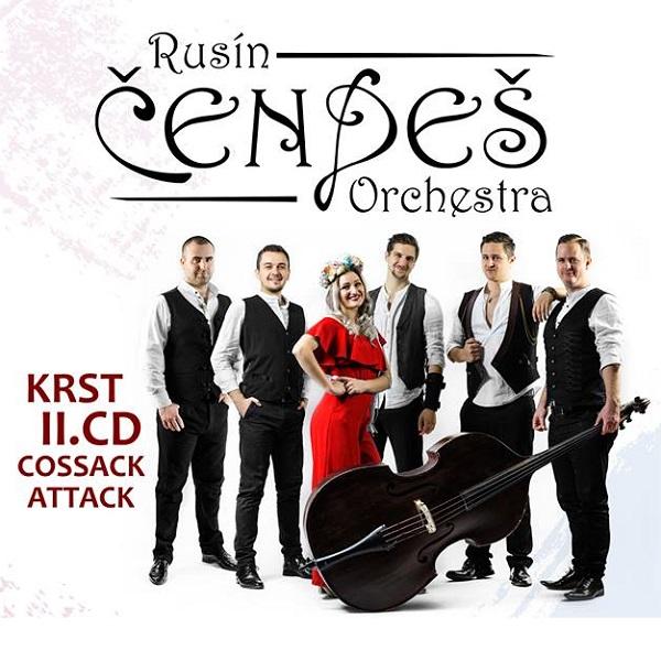 Rusín Čendeš orchestra - krst II.CD