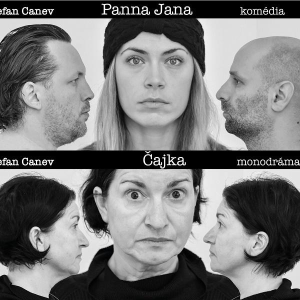 Panna Jana a Čajka (Predpremiéra)