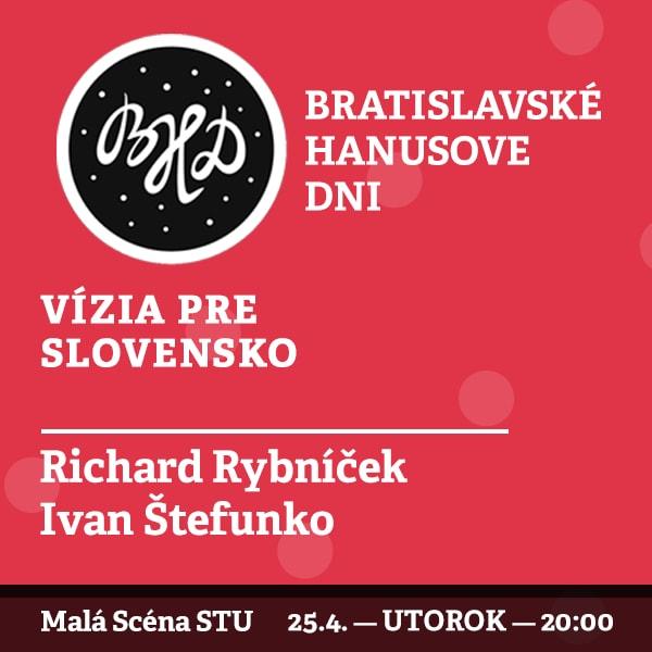 BHD 2017 / Vízia pre Slovensko