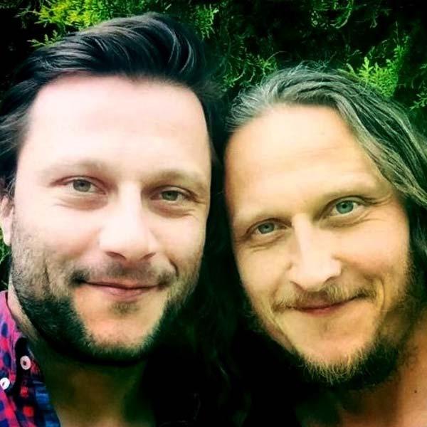 Vitajte doma s / Martin a Marek Geišbergovci