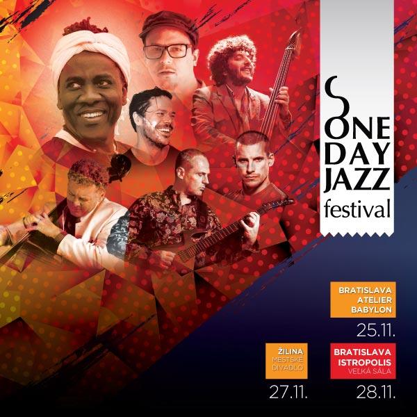 One Day Jazz Festival 2018