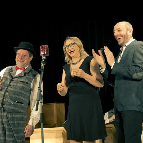 Trojkráľový jazzový koncert Funny Fellows