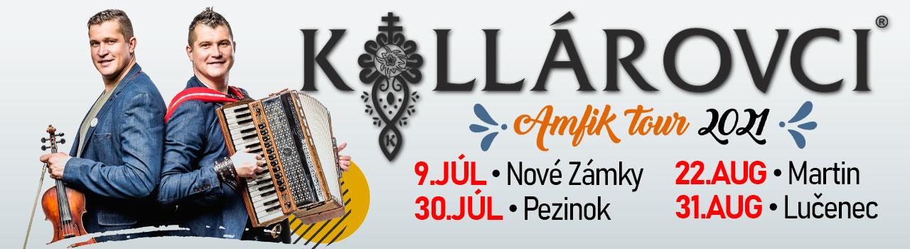 Amfik tour 2021 - KOLLÁROVCI