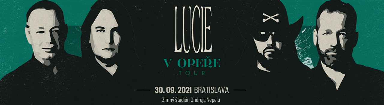 LUCIE V OPEŘE TOUR