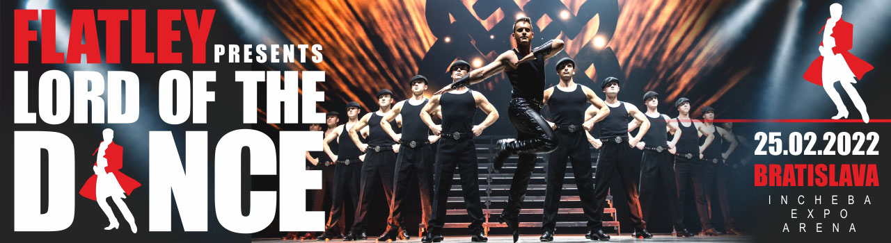 LORD OF THE DANCE TOUR 2022