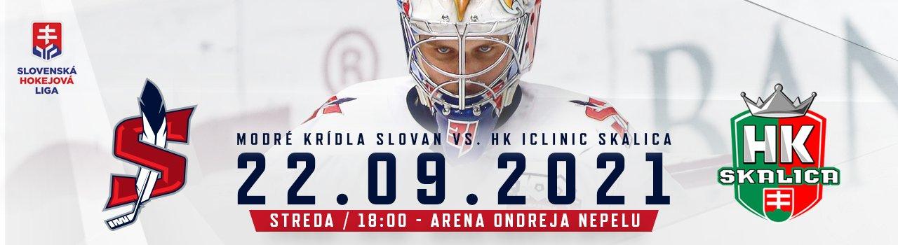 Modré krídla Slovan - HK iClin