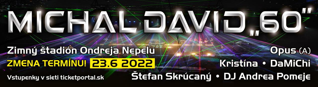 Michal David 60