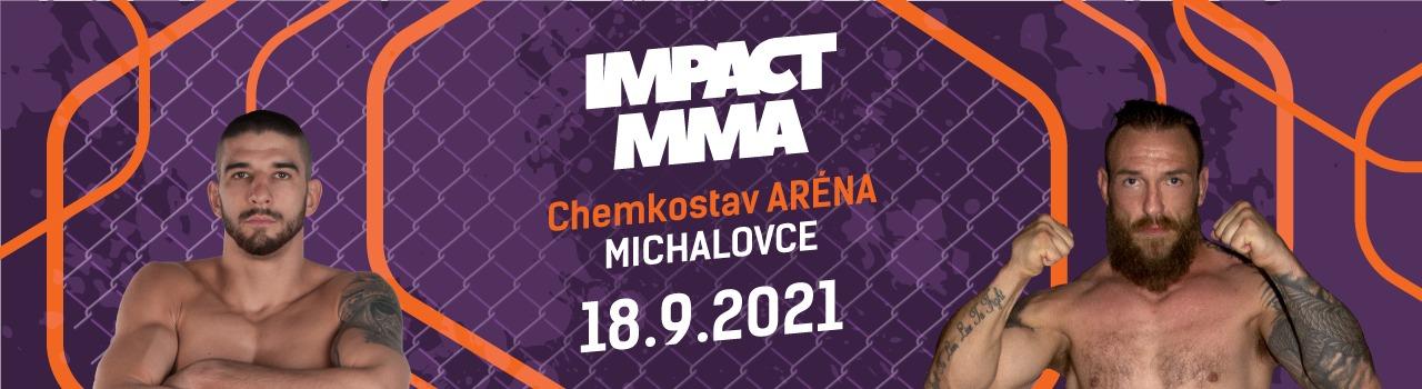 IMPACT MMA
