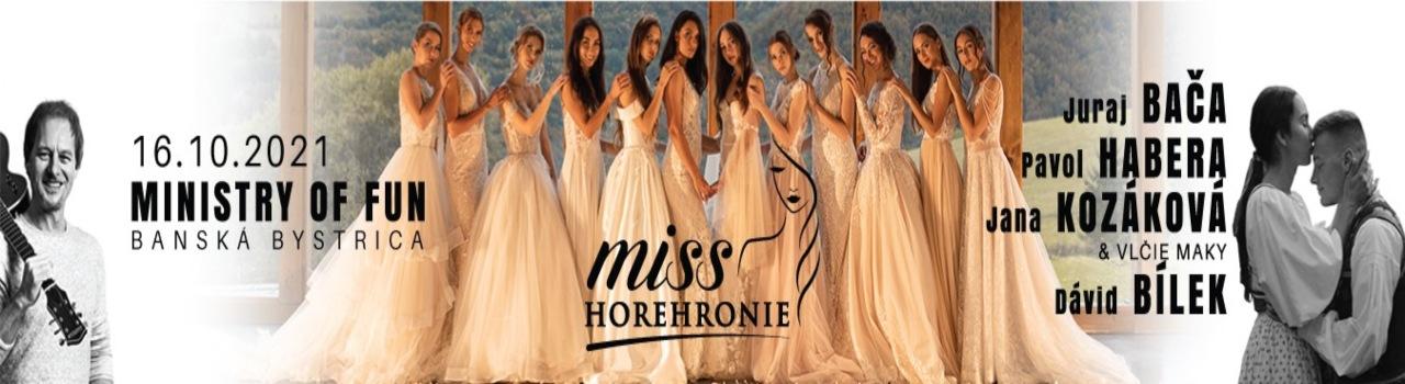 MISS HOREHRONIE 20/21