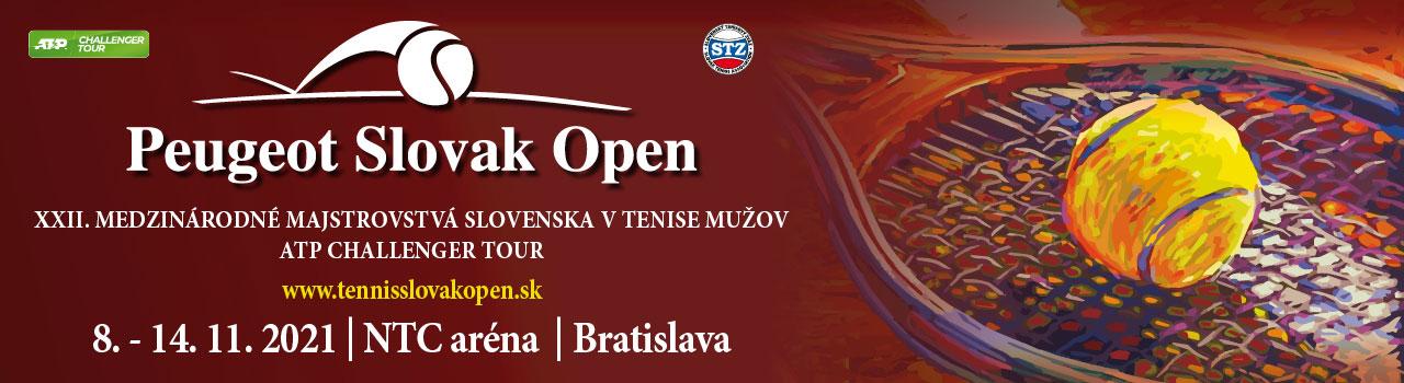 Peugeot Slovak Open 2021